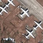 "Antonov An-22 ""Antei"" (Google Maps)"