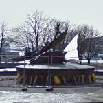 Whalers' monument