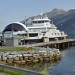 Another ferry with the mouth open (StreetView)
