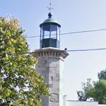 The Genoese Lighthouse (StreetView)