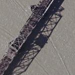 CSX's Long Bridge (Google Maps)
