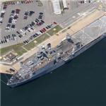 USS Carter Hall (LSD-50) (Google Maps)