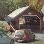 Creamery Covered Bridge (StreetView)