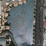 Bellagio Fountains (Google Maps)