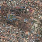 Army camp in Kigali (Google Maps)