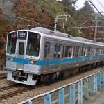Odakyū 1000 series (StreetView)