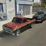 2nd gen Chevrolet/GMC C/K (StreetView)