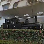 Seibu Railway Steam Locomotive No.3