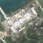 Electricity Generation & Desalting Plant (Google Maps)