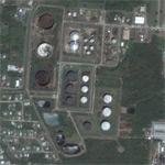 West Indies Oil Refinery (Google Maps)