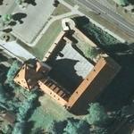 Działdowo Castle (Google Maps)
