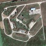PVO missile site