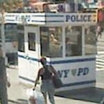 NYPD Booth