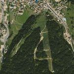 Alloch ski area