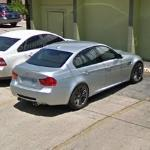 BMW M3 (E90) sedan 2008-... (StreetView)