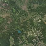 Military complex near Dresden (Google Maps)