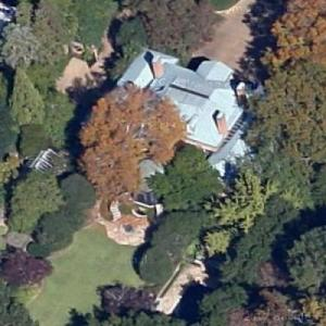 Thomas L. Newberry's House (Google Maps)