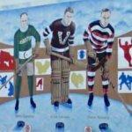 Hockey Heritage Mural