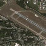 Burlington International Airport (BTV) (Google Maps)