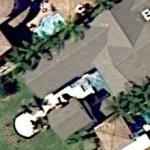 Justin Rose's House (Google Maps)