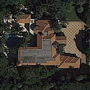 Stephen Bisciotti's house (Google Maps)