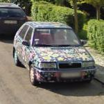 Art Car (StreetView)