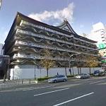 Former Shin-Kabukiza Theater