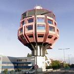 'Turmrestaurant Steglitz (Bierpinsel)' by Ralf Schüler, Ursulina Schüler-Witte