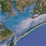 Matagorda Bay (Google Maps)