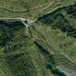 Site of the Buffalo Creek Flood (2/26/1972) (Google Maps)
