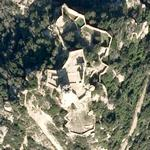Castillo de Burriac (Google Maps)