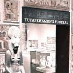 King Tutankhamun Exhibit