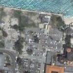 Former site of Fort Nassau (Google Maps)