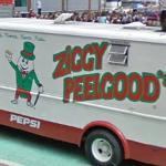 Ziggy Peelgood French Fry Truck