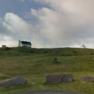 Cape Spear Lighthouses (StreetView)