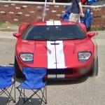 Woodward Dream Cruise - Ford GT