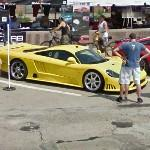 Woodward Dream Cruise - Saleen S7
