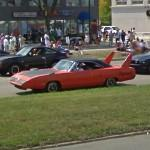 Woodward Dream Cruise - Plymouth Superbird