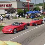 Woodward Dream Cruise - Dodge Viper & Plymouth Prowler