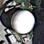 'Eye' by Tony Tasset (Google Maps)