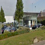 Aston Martin dealership (StreetView)