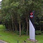 Oulton Park motor racing circuit