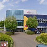 Red Bull Racing F1 team HQ (StreetView)