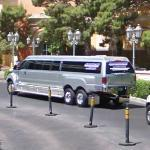 Las Vegas F-650 Super Stretch Limo