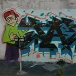 Graffiti by Jaze (StreetView)