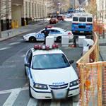 Police Roadblock