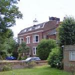 Charles Dickens' Gads Hill Place (StreetView)