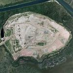 Jardim Gramacho Landfill ('Waste Land' filming location) (Google Maps)