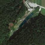 OMV Center ski jumping hill (Google Maps)