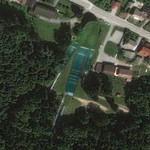 Gorenja Sava ski jumping arena